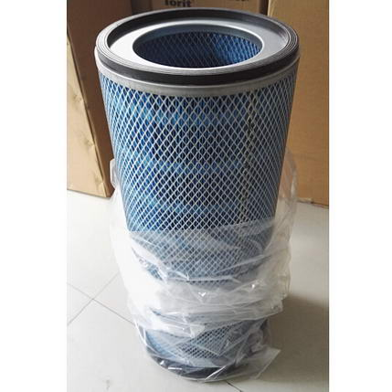 how to clean dust collector cartridge filters